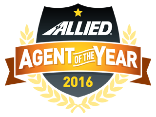 2016 Allied Agent of the Year